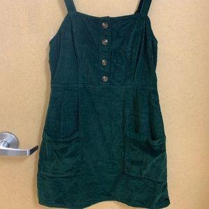 Green American Eagle Dress